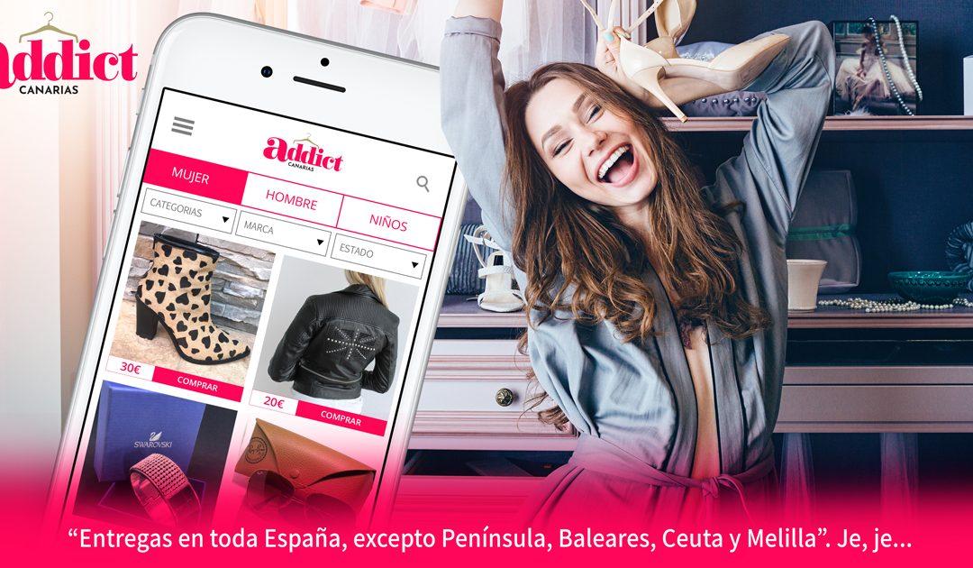 Addict Canarias - Tienda de ropa de segunda mano en Canarias
